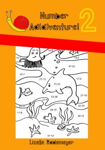 Number Addventure 2 ebook front cover