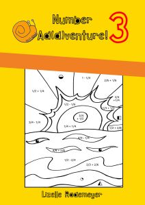 Number Addventure 3 ebook voorblad